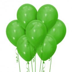 Набор из 7 шаров Dark Green Матовый 30 см