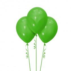 Набор из 3 шаров Dark Green Матовый 30 см