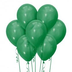 Набор из 7 шаров Emerland Green Матовый 30 см