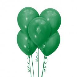 Набор из 5 шаров Emerland Green Матовый 30 см