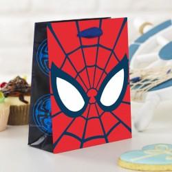 """Пакет ламинат вертикальный """"Ты- супергерой"""", Человек-паук, 18х 23х10 см"""