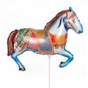 Лошадь кружева 35см