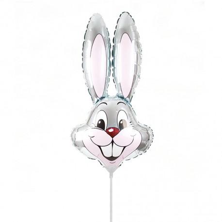 И 14 Заяц (серебро) / Rabbit / 1 шт / (Испания)