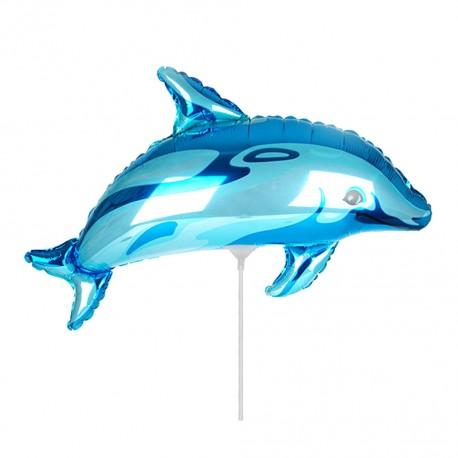 И 14 Дельфинчик (синий) / Dolfhin 2 / 1 шт / (Испания)