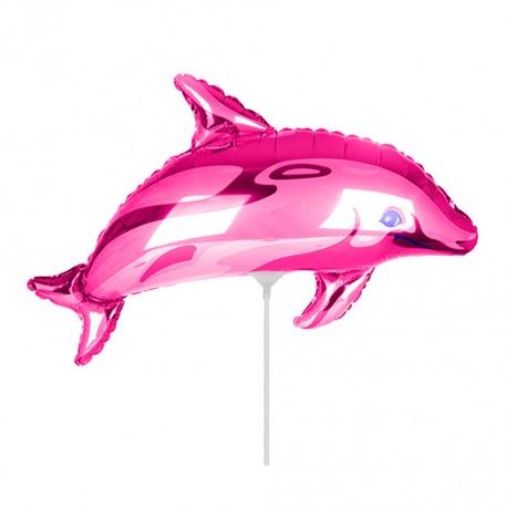 И 14 Дельфинчик (фуксия) / Dolfhin 2 / 1 шт / (Испания)
