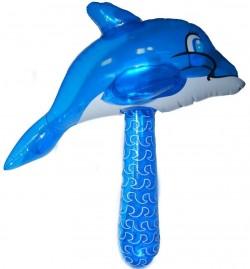 Игрушка надувная Молоток Дельфин 50см