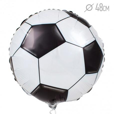 И 18 Круг Футбольный мяч (Черный) / Soccer Ball / 1 шт / (Испания)