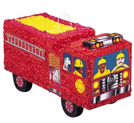 Пиньята Машина пожарная