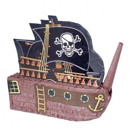 Пиньята Пиратский корабль 27х30см