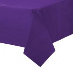Скатерть полиэтиленовая Purple 140х275см