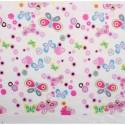 Скатерть Цветочки и бабочки 108х180см