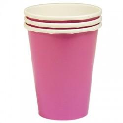 Набор стаканов Bright Pink 8шт