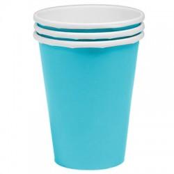 Набор стаканов Caribbean Blue 8шт