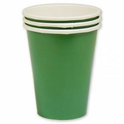 Набор стаканов Festive Green 8шт