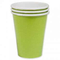 Набор стаканов Kiwi Green 8шт