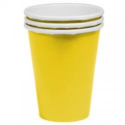 Набор стаканов Yellow Sunshine 8шт