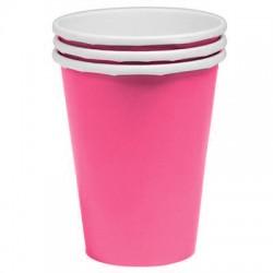 Набор стаканов Pink 8шт