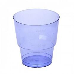 Набор стаканов Синий кристалл 8 шт