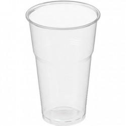 Набор стаканов Прозрачные 50 шт