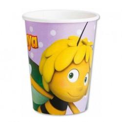 Набор стаканов Пчелка Майя 8шт