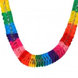 Гирлянда многоцветная