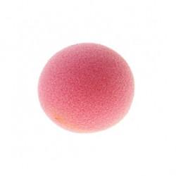 "Нос ""Клоуна"" розовый d-5 см"