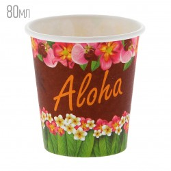 Набор рюмок Aloha 80 мл 6шт
