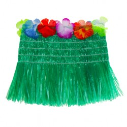"""Топ гавайский """"Тропики"""", зеленый"""