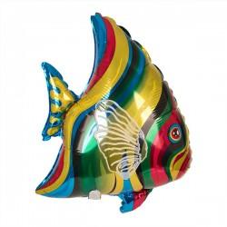 И 26 Тропическая рыбка / Tropical fish / 1 шт / (Испания)