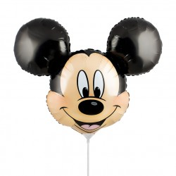 A 14 Мини Микки Маус Голова / Mickey Mouse Head A30 / 1 шт / (США)