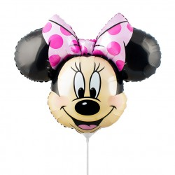 A 14 Мини Минни Маус Голова / Minnie Mouse Head A30 / 1 шт / (США)