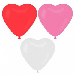 S Сердца 16 Ассорти / Assorted / 100 шт. / (Колумбия)