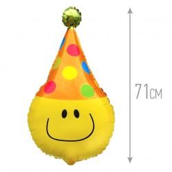 Шар Фигура Забавный клоун 71см