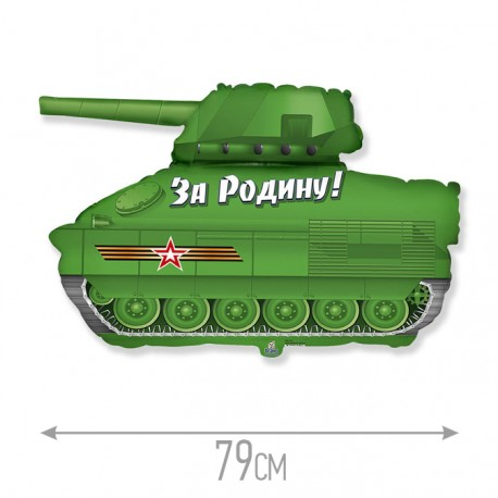 И 31 Танк Патриот / Tank Patriot BRAVO / 1 шт / (Испания)