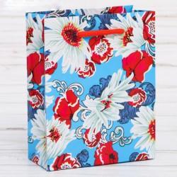 Пакет ламинат Цветы в саду 11х14см