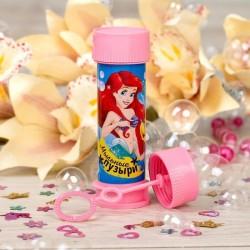 """Мыльные пузыри """"Мечтай, принцесса!"""", Принцессы, 45 мл 1864550"""