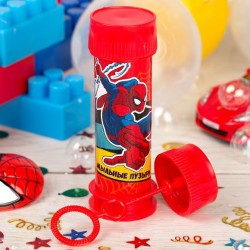 Мыльные пузыри Ты герой Человек-паук 45мл