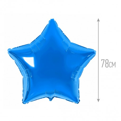 И 32 Звезда Синий / Star Blue / 1 шт / (Испания)