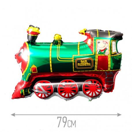 И 31 Поезд зеленый / 1 шт / (Испания)