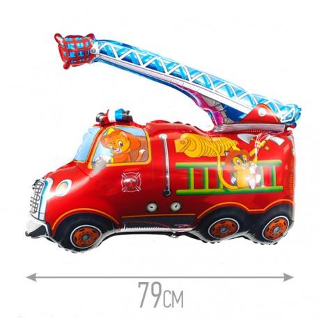 И 31 Пожарная машина / Fire Truck / 1 шт / (Испания)