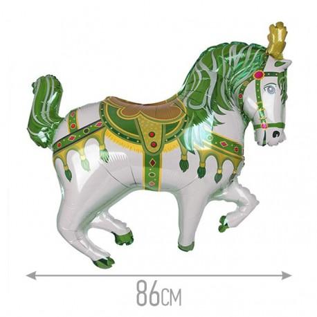 И 39 Нарядная лошадь (зеленая) / Horse Fair / 1 шт / (Испания)