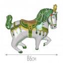 И 39 Нарядная лошадь (зеленая) / Horse Fair