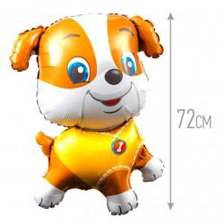 Шар-фигура Бульдог 72см