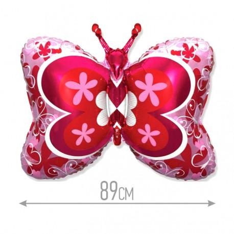 И 35 Бабочка Декор / Butterfly / 1 шт / (Испания)