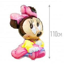 A 43 Фигура Минни Малышка / Minnie Baby Girl P38 / 1 шт / (США)