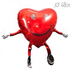 Ходячая фигура P40 Сердце