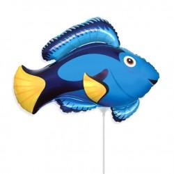 И 14 Голубая рыбка / Blue fish / 1 шт / (Испания)