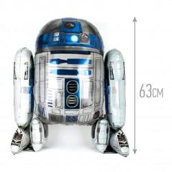 Шар фольгированный Звёздные войны 63см