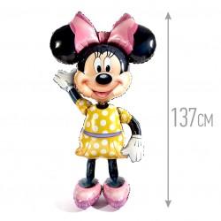 A 52 ХФ Минни Маус в упаковке / Minnie Mouse AWK P80 / 1 шт / (США)
