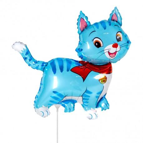И 14 Милый котенок (Голубой) / Sweet Cat / 1 шт / (Испания)